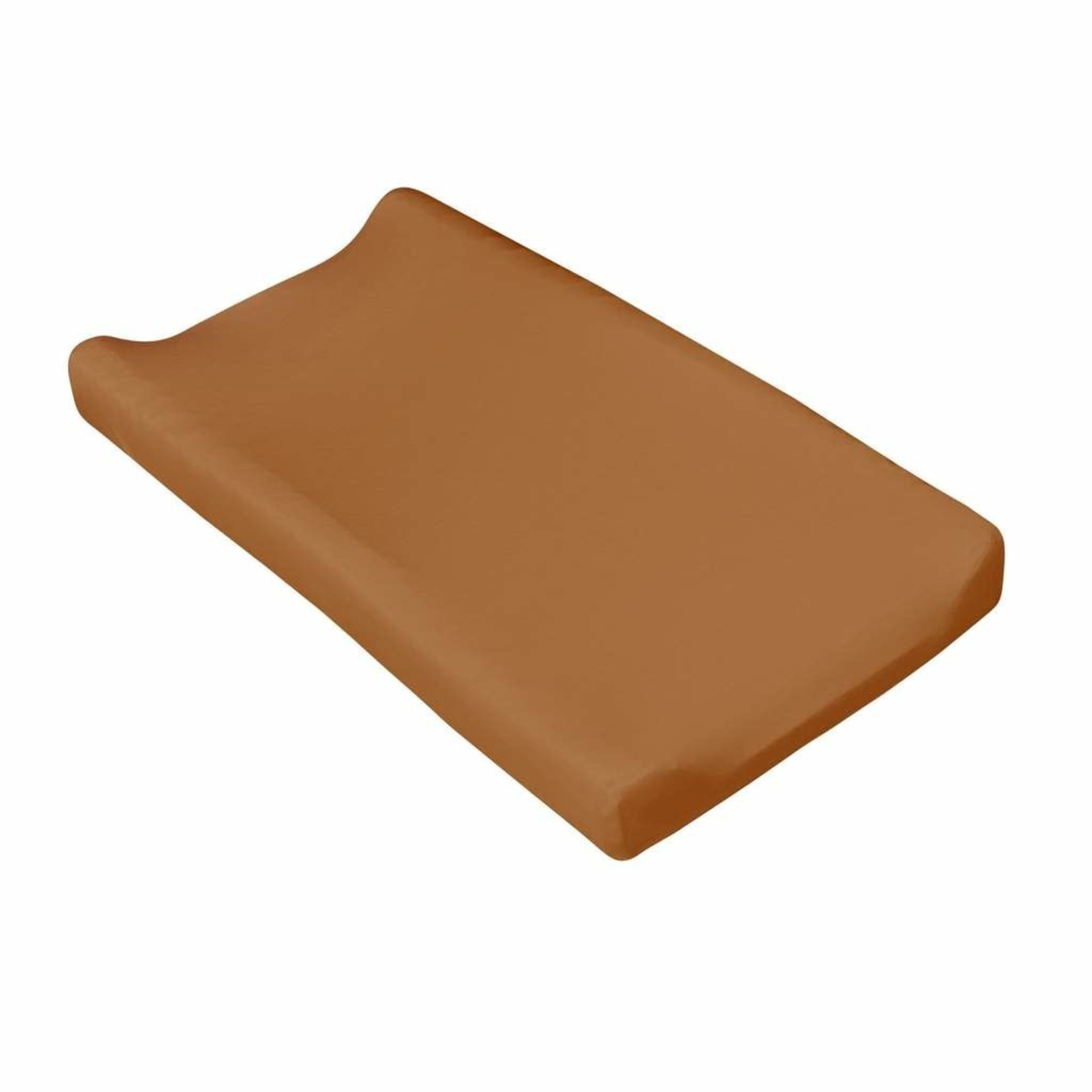 Kyte Baby Changing Pad Cover in Nutmeg