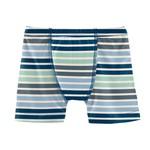 Kickee Pants Print Boxer Brief Fairground Stripe