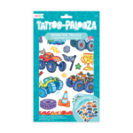 Ooly Tattoo Palooza Temporary Tattoos - Monster Truck
