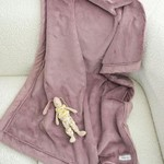 Saranoni Receiving Blanket (30'' x 40'') Bloom Lush