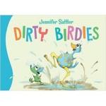 Sleeping Bear Press Dirty Birdies Toddler Board Book