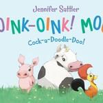 Sleeping Bear Press Oink-Oink! Moo! toddler board book