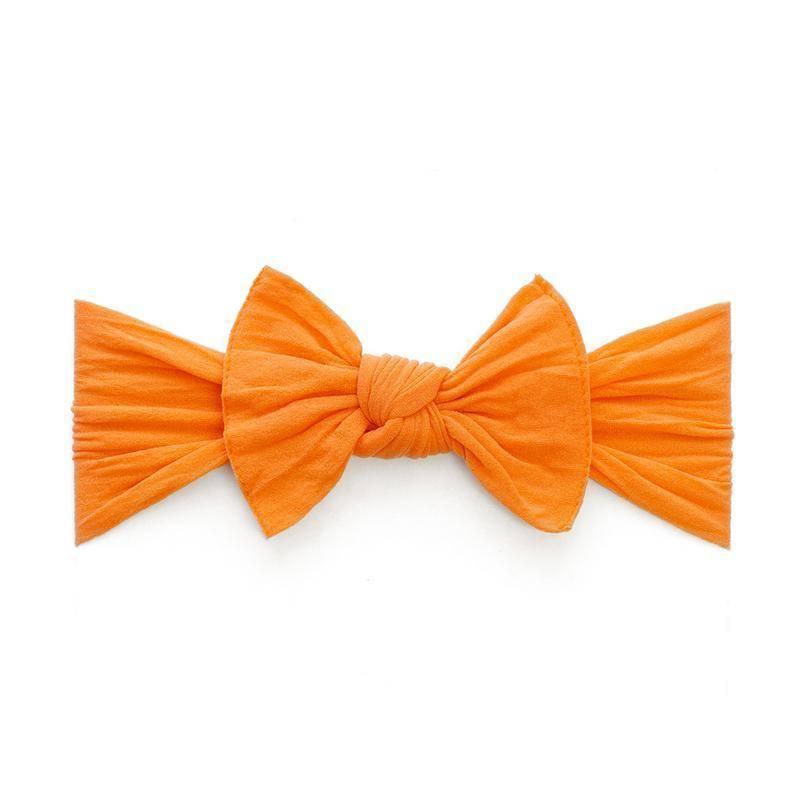 Baby Bling Bows Knot (Orange)