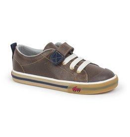 See Kai Run Stevie II Brown Leather