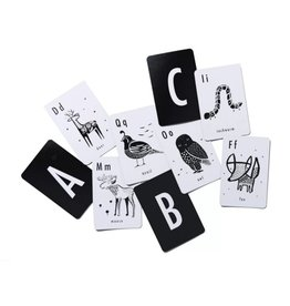 Wee Gallery Animal Alphabet Cards