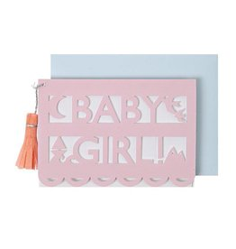 Meri Meri Baby Girl Cut Out Enclosure