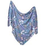 Copper Pearl Knit Blanket - Meadow