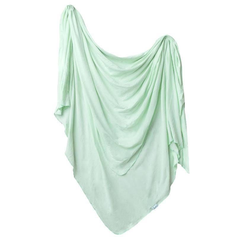 Copper Pearl Knit Blanket - Bay