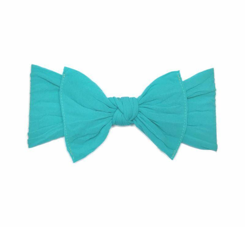 Baby Bling Bows Knot - Turquoise