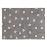 Lorena Canals Polka Dots Grey - White