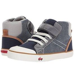 See Kai Run Dane (Little Kid) Shoes Chambray Multi