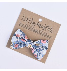 Little Mister White Roses Baby & Toddler Bow Tie