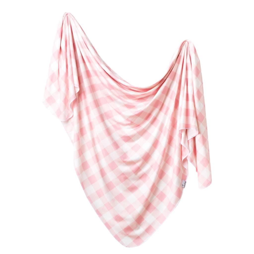 Copper Pearl Knit Blanket - London
