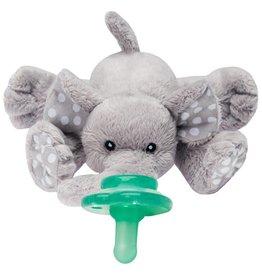 Nookums Pacifier Plushies Buddies - Ella Elephant