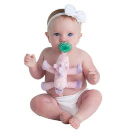 Nookums Pacifier Plushies Shakies - Unity Unicorn