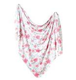 Copper Pearl Knit Blanket - June