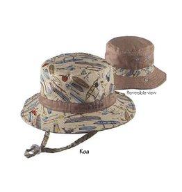Millymook and Dozer Baby Boys Bucket Hat - KOA Stone