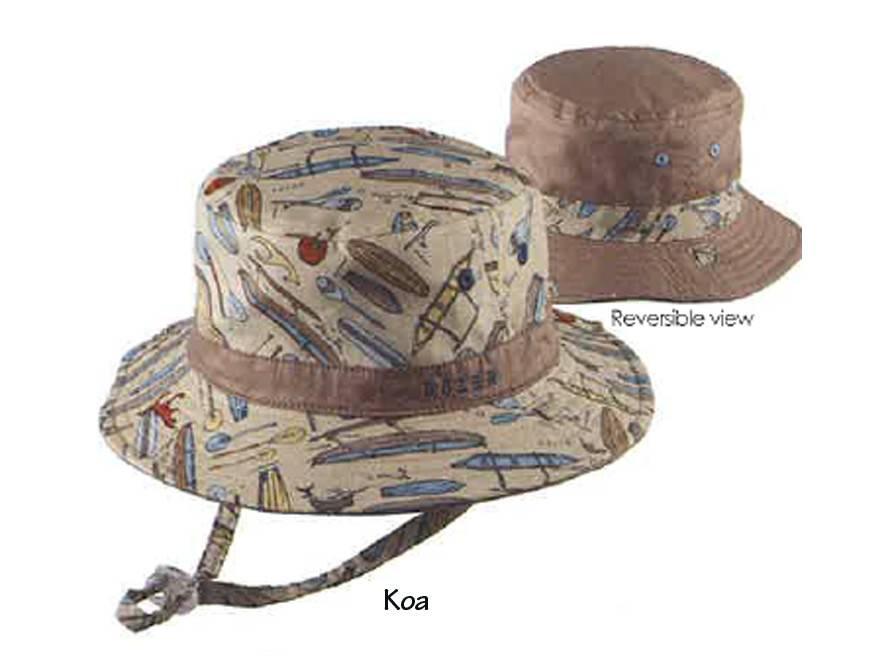 f366e85ce Millymook and Dozer Baby Boys Bucket Hat - KOA Stone