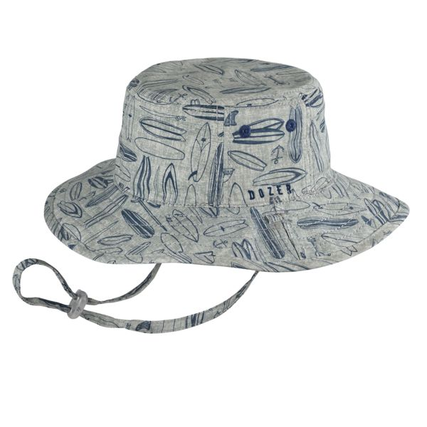Millymook and Dozer Boys Floppy Hat - Waverly Navy S - Kicks and Giggles 8de986328ee