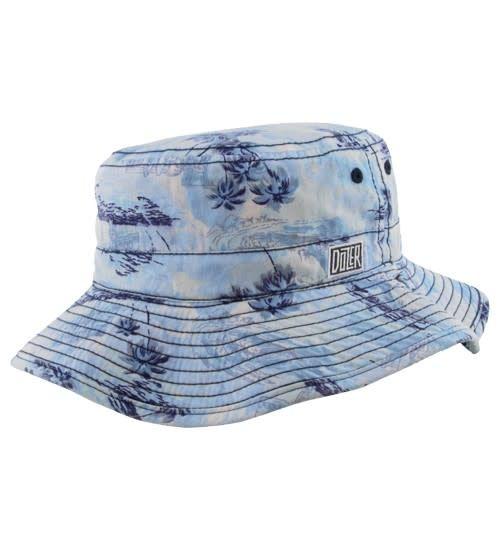 Millymook and Dozer Boys Floppy Sun Hat - Sebastian Navy S (2-5y)