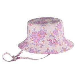 Millymook and Dozer Girls Bucket Hat - Honey Pink S