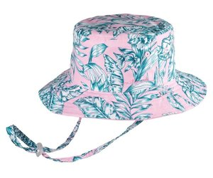 Millymook and Dozer Girls Bucket Hat - Oasis Pink S - Kicks and Giggles eab4248c35f