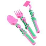 Constructive Eating Set of 3 Fairy Garden Utensils