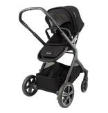 Nuna DEMI grow stroller + Adapters + Rain Cover + Fenders