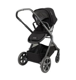 Nuna DEMI grow stroller + Adapters + Rain Cover + Fenders