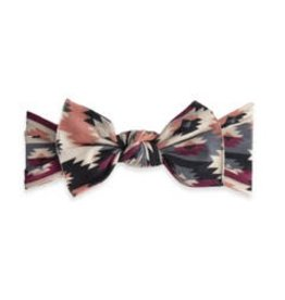 Baby Bling Bows Printed Knot - Southwest