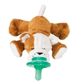 Nookums Pacifier Plushies Buddies - Barkly Bulldog