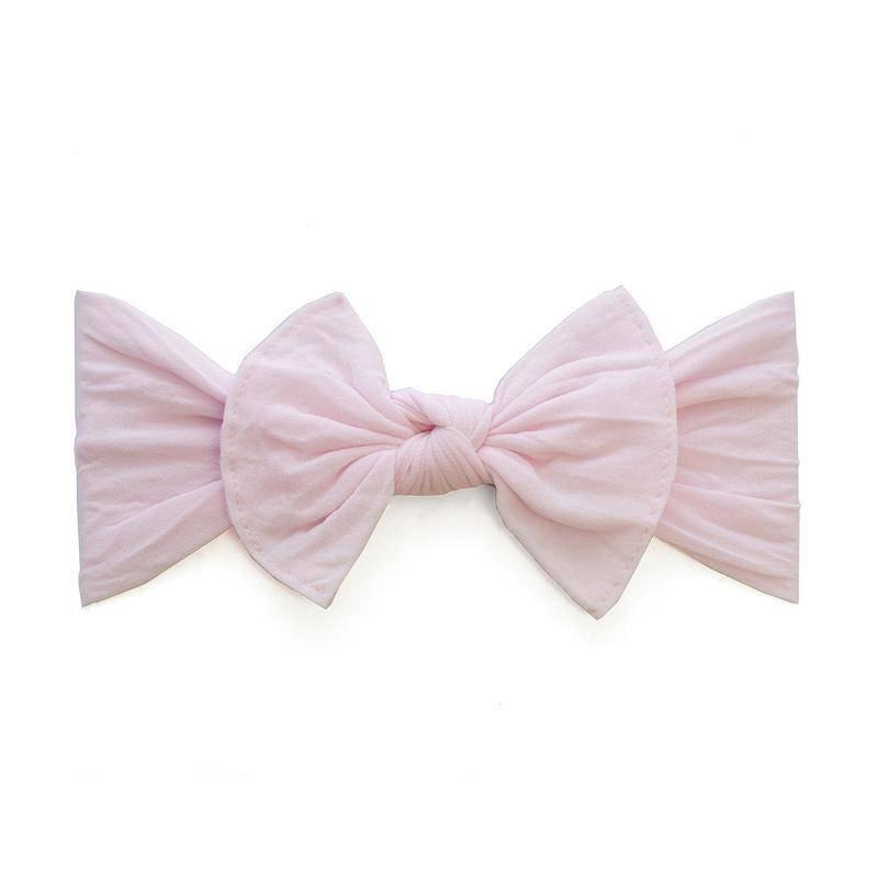 Baby Bling Bows Knot - Pink