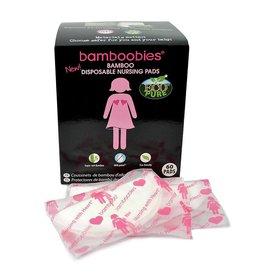 Bamboobies Bamboobies EcoPure Premium Bamboo Disposable Nursing Pads