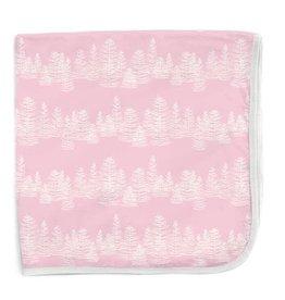 Magnetic Me Pink Aspen Modal Swaddle Blanket
