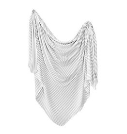 Copper Pearl Knit Blanket - Everest