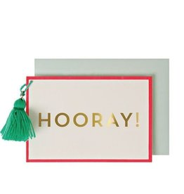 Meri Meri Hooray Tassel Gift Enclosure