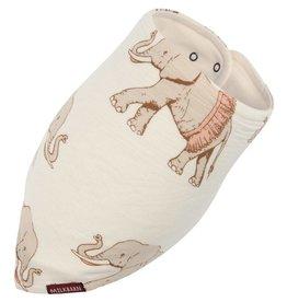 Milkbarn Kids Kerchief Bib - Tutu Elephant
