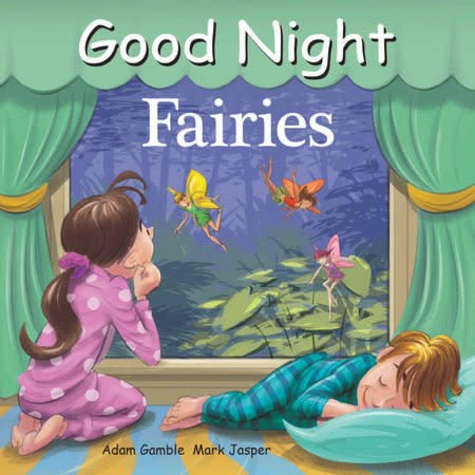 Penguin Random House (here) Good Night Fairies