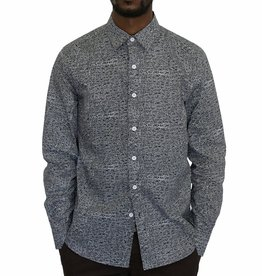 Fucking Awesome All Over Dress l/s shirt