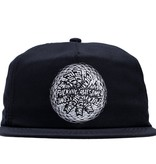 Fucking Awesome Orb cap - black