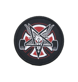 Independent Thrasher patch - Pentegram