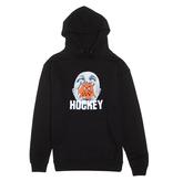 Hockey Broken Face Hoodie
