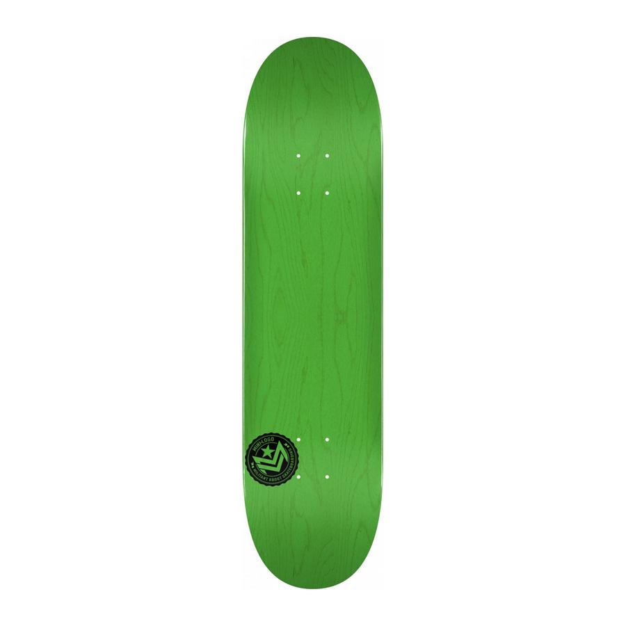Mini Logo Chevron 7-3/4 inch wide - green