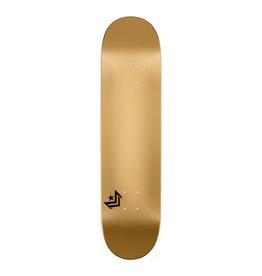 Mini Logo Chevron 8-3/4 inch wide - gold