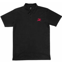 Lakai Gallop Polo - Black