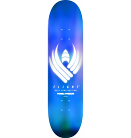 Powell Peralta Flight Deck 9 inch wide - Glow Blue