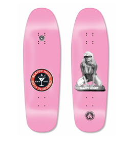 Black Label Jason Adams 9-6/8 inch wide - Curb Girl Pink Dip