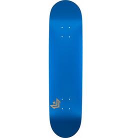 Mini Logo Chevron 8-3/4 inch wide - Metallic Blue
