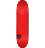 Mini Logo Chevron 7-3/4 inch wide - Red