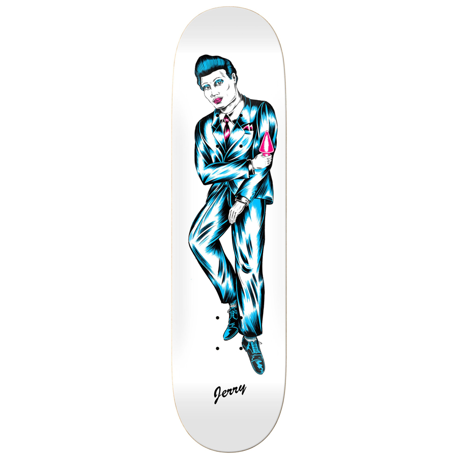 Anti-Hero Jerry Hsu 8-3/8 inch wide - Grimple x Boys Of Summer